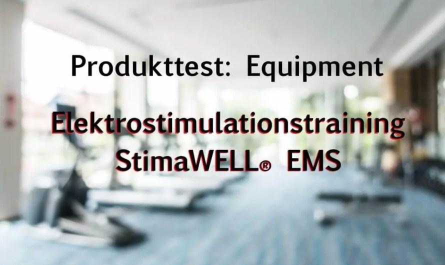EMS-Training – auch für zu Hause – Testbericht