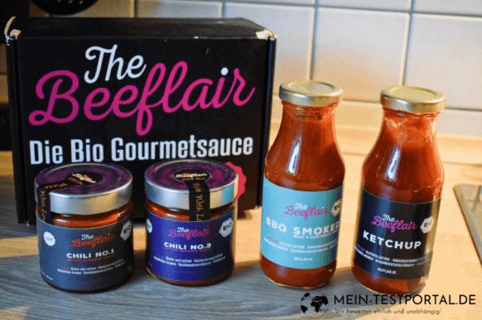 The Beeflair – Die Bio Gourmetsaucen