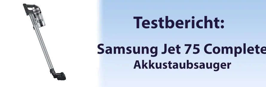Samsung Jet 75 Complete Akkustaubsauger