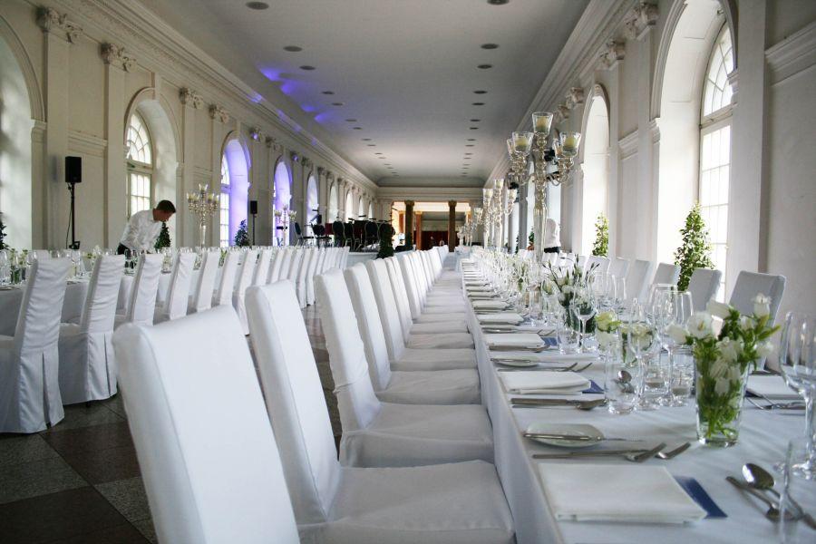 Hochzeit in der Orangerie Berlin im Schloss Charlottenburg