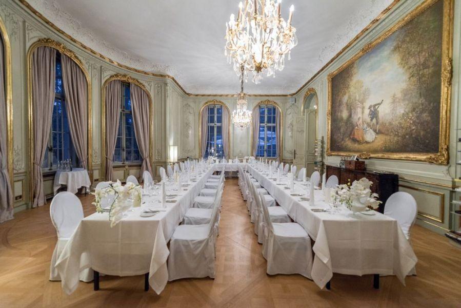 Hochzeit im Schlosshotel im Grunewald in Berlin