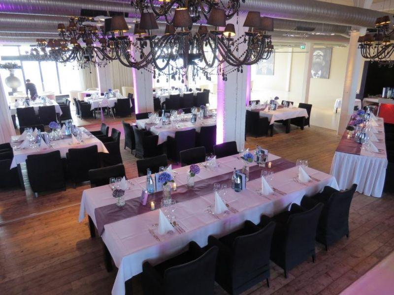 Hochzeit im HUDSON Eventloft in Bremen  Hochzeiten  Feiern