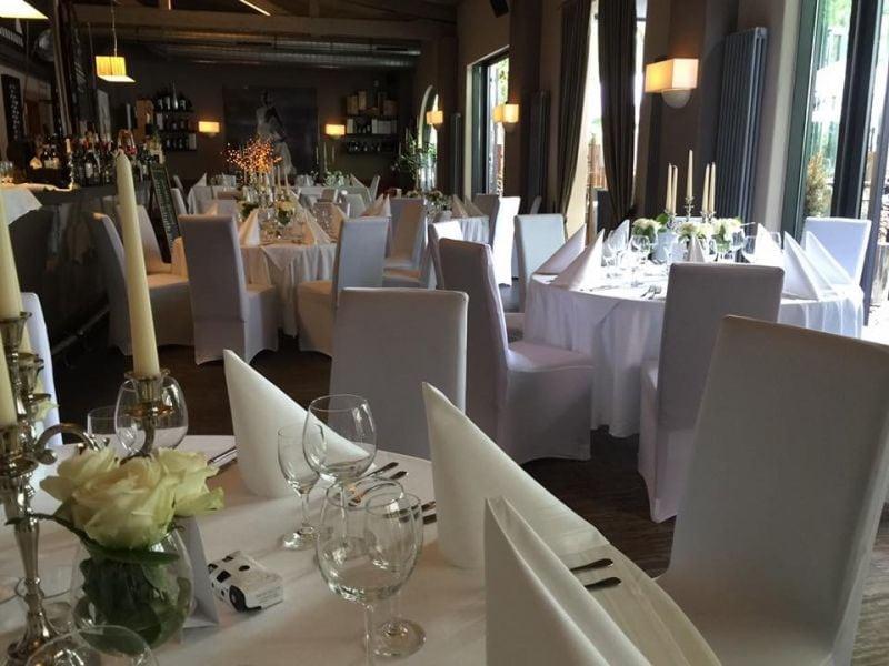 Hochzeit in der Villa Fashion Dinner in Roth  Hochzeiten