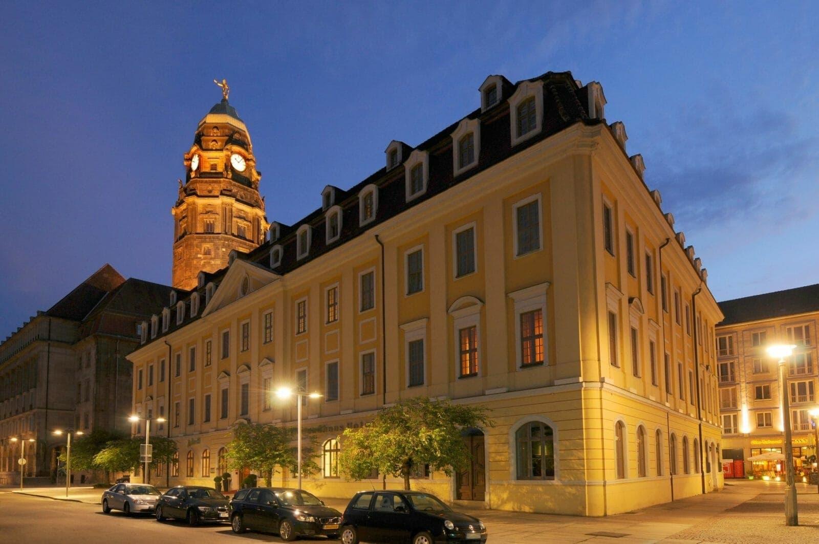Hochzeit im Gewandhaus Dresden in Dresden  Hochzeiten
