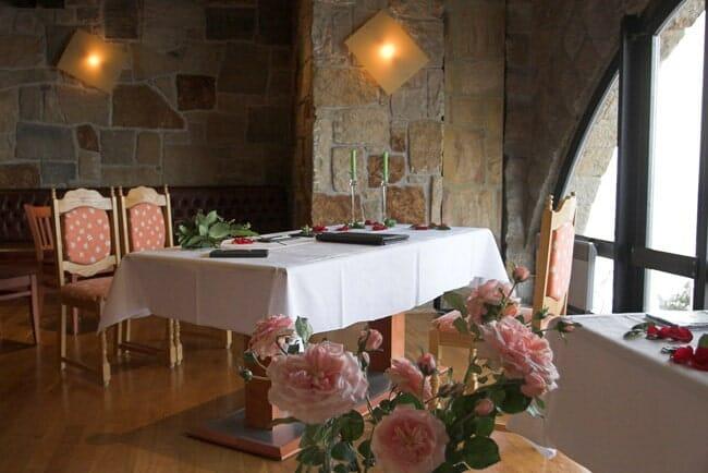 Heiraten auf der beliebten Bastei im Elbsandsteingebirge