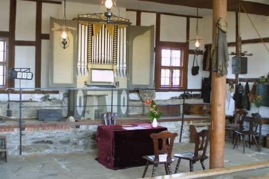 Heiraten in der Betstube der Alten Elisabeth in Freiberg