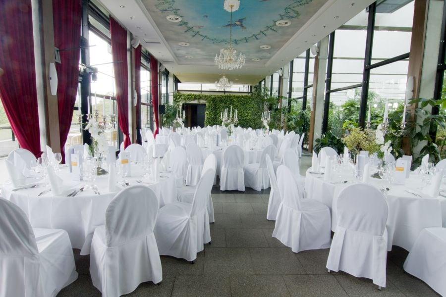 Hochzeit in der Biosphre Potsdam in Potsdam  Hochzeiten  Feiern