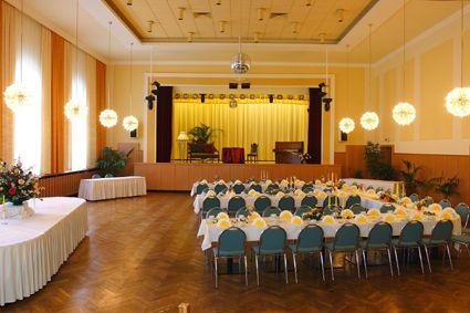 Hochzeit im HotelRestaurant Kyffhuser in Groharthau  Hochzeiten  Feiern
