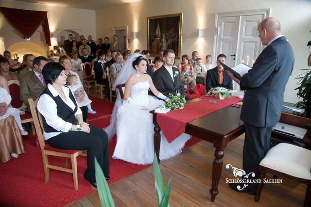 Heiraten im Schloss Krobnitz in Reichenbach  Hochzeiten