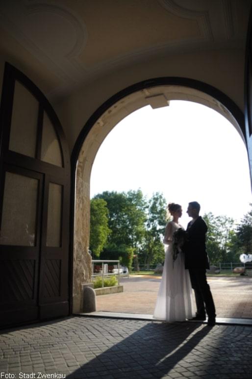 Standesamt Zwenkau in Zwenkau  Hochzeiten  Feiern