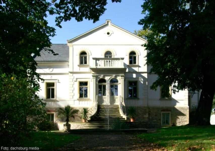 Hochzeit in der Villa Teresa in Coswig  Hochzeiten  Feiern