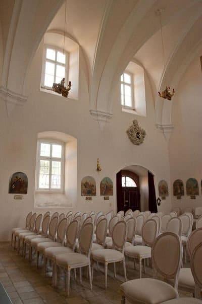Heiraten in mrchenhafter Kulisse auf Schloss Walkershofen