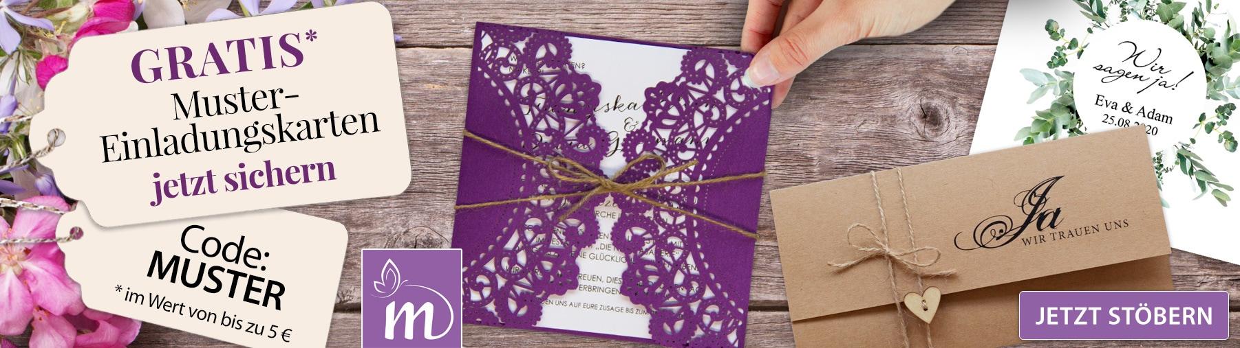 Hochzeiten  Feiern selber planen mit MeinTraumtagde