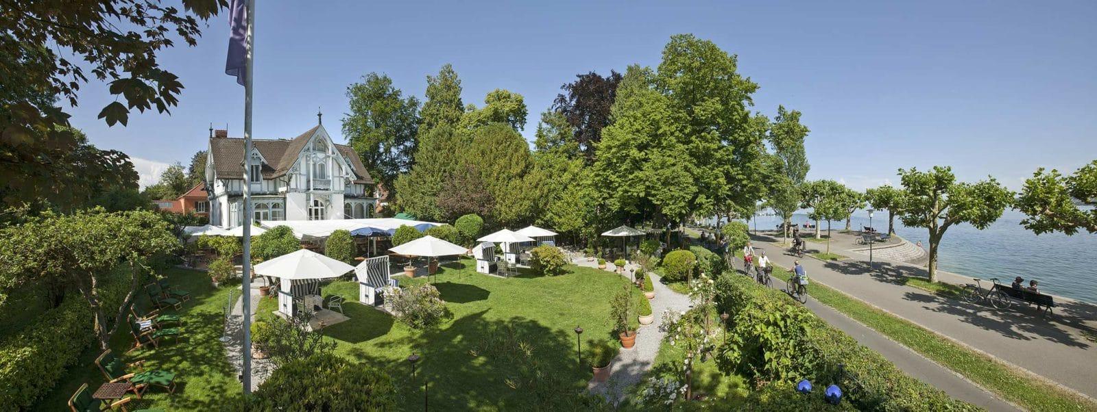 Hochzeit im Hotel Barleben direkt am Bodensee in Konstanz