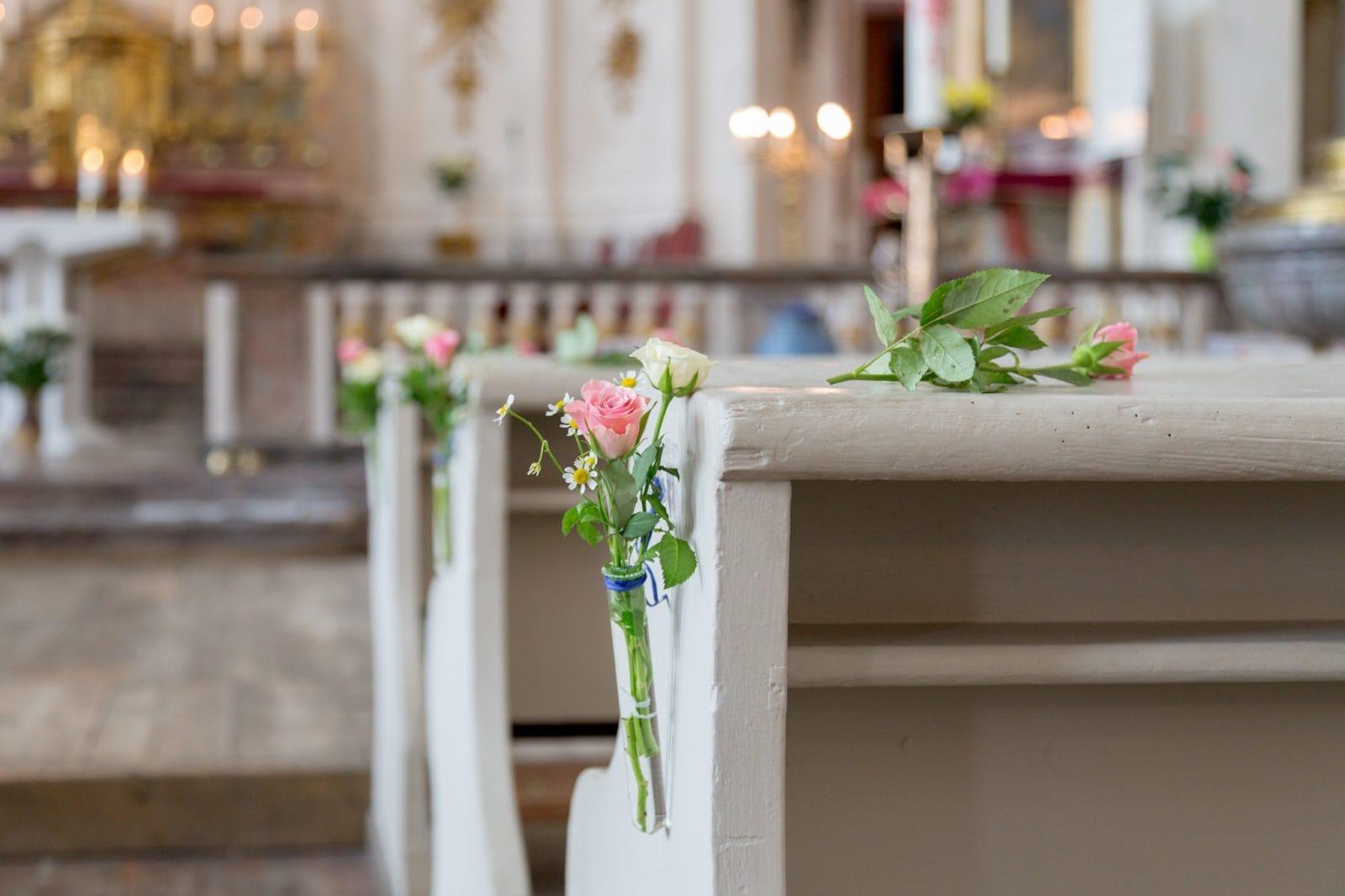 romantische Hochzeit zu zweit in Naunhof  Hochzeiten  Feiern