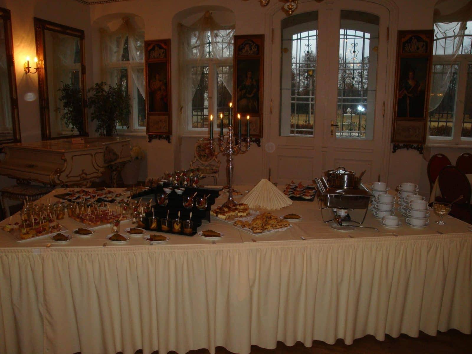 Hochzeit auf Schloss Grochwitz in Herzberg Elster