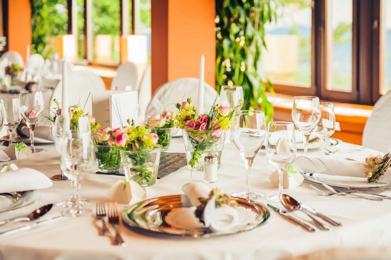 Hochzeit im Berghotel  Panoramarestaurant Bastei in