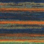 0055-BUNT ORANGE/MARINE/GELB