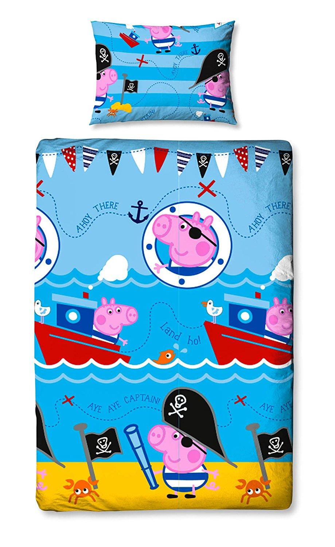 Peppa Wutz Bettwäsche Peppa Wutz Peppa Pig Bettwäsche 135x200