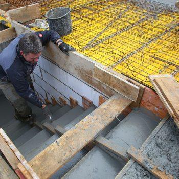 Bauwerk - Neubau Beispiel