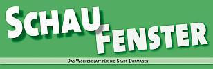 Logo Schaufenster Dormagen