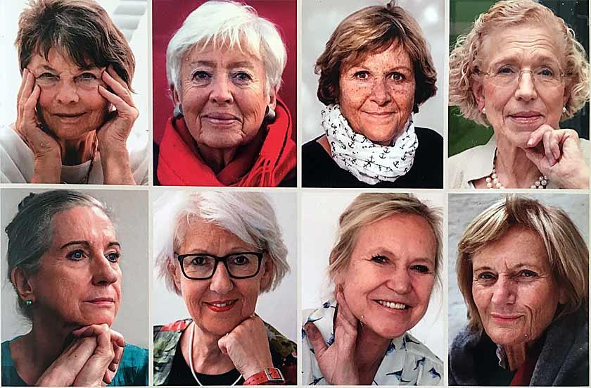 Frauen die kein Alter kennen