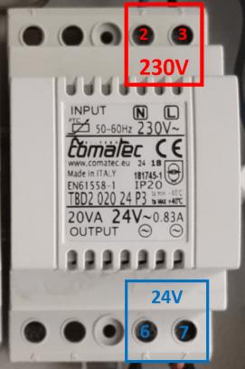 Comatec TBD202024P