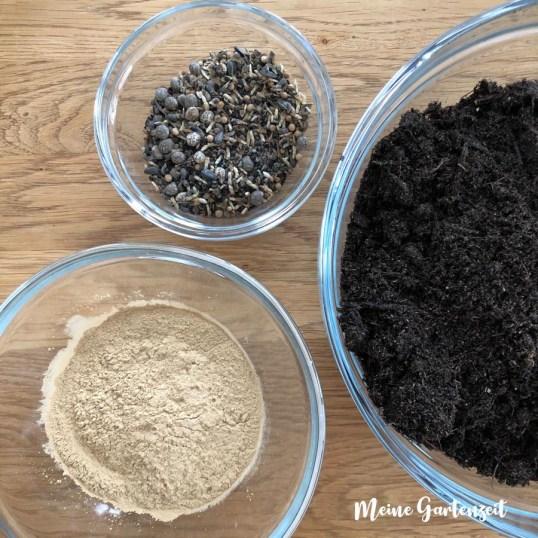 DIY Seed bombs, Anleitung Schritt für Schritt