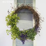 Lavendel & Frauenmantel – die Juni-Kränze