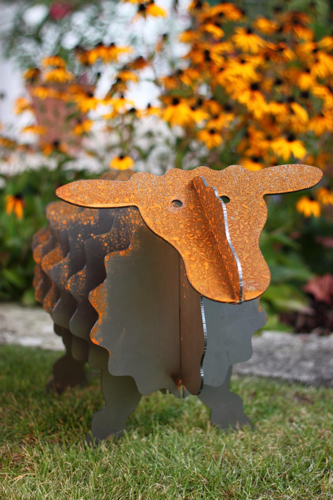 Skulpturen Für Garten Gartenskulptur Gans Ente Groß 19 Steinfigur