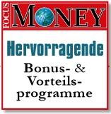 Focus-Money Bonusprogramme