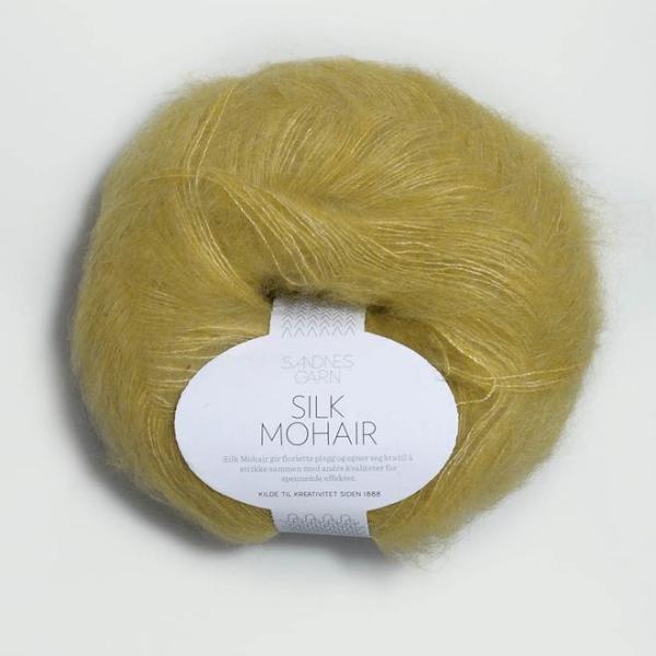 Silk Mohair 2024