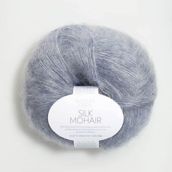 Silk Mohair Titel
