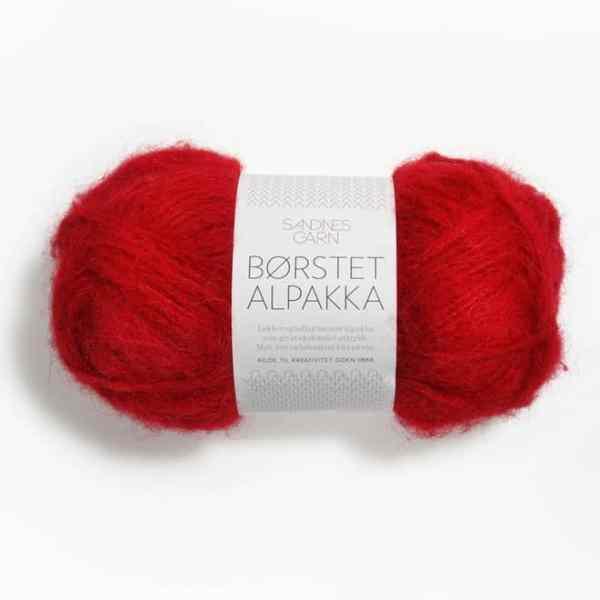 Boerstet Alpakka 4219