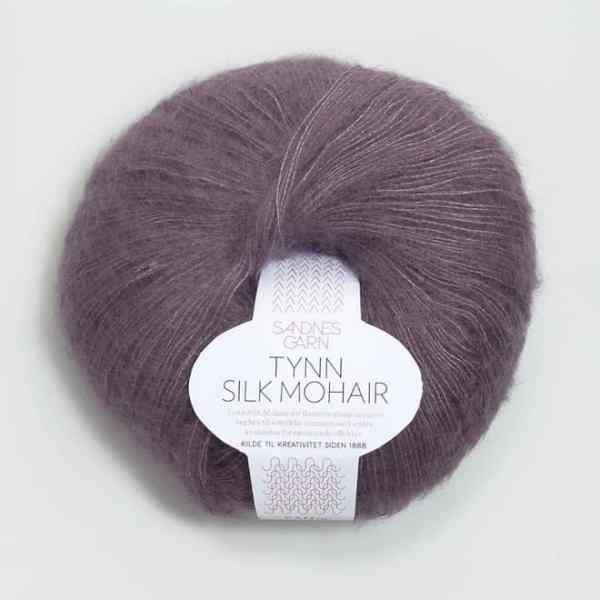 Tynn Silk Mohair 5042