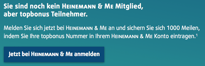 1.000 Free topbonus Miles When you Sign-up for Heinemann-07