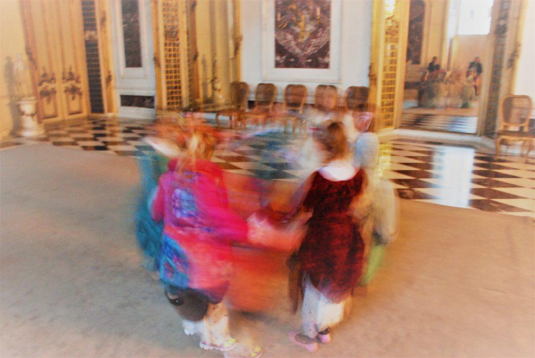 Tanzen wie die Königskinder im Neuen Palais