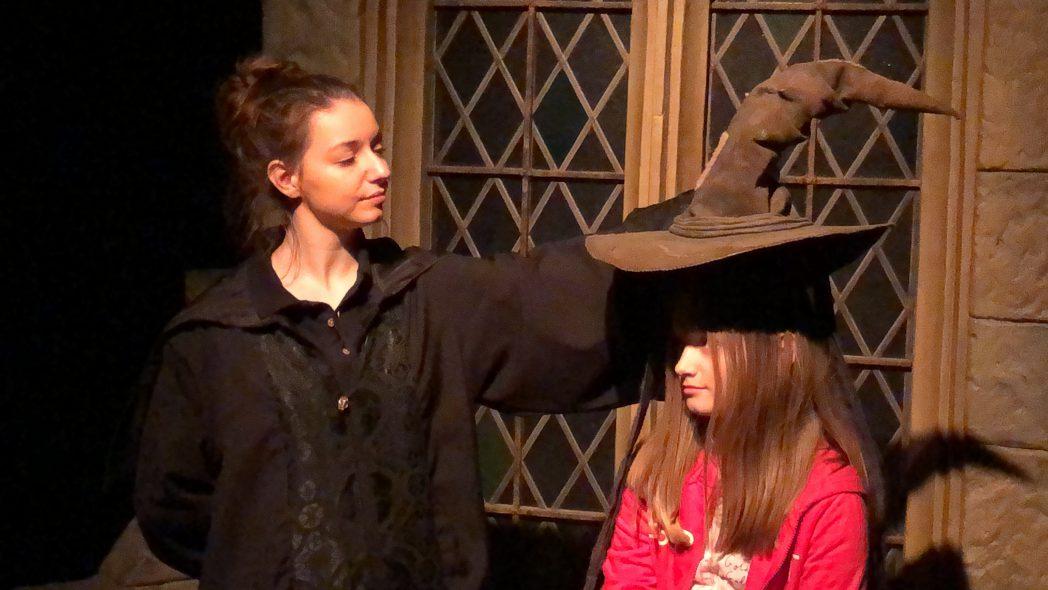 Harry Potter Ausstellung - Der sprechende Hut