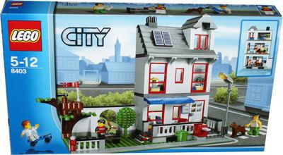 Lego City 8403 Stadt Haus Miwarzde Spielzeug Berlin Teltow