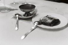 Etwas ungewohnte Desserts in der Taberna Santo Antonio