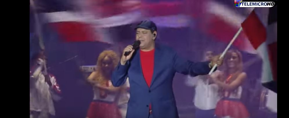 TBT: Vídeo Fernando Villalona Aniversario Telemicro 2015