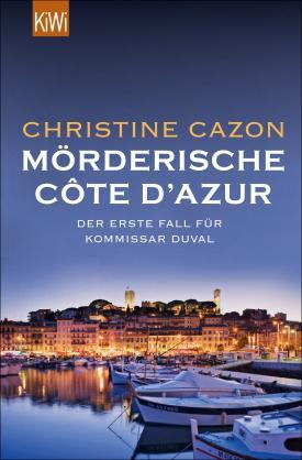 Cazon_Mörderische Côte d'Azur