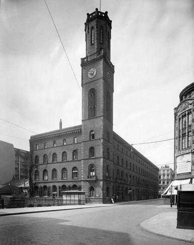 Die Alte Post von Alexis de Chateaubriand in Hamburg