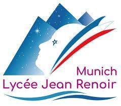 Logo des Lycée Jean Renoir in München