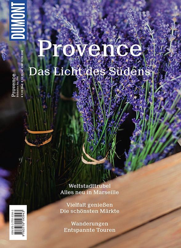 Zur Einstimmung: DuMont Bildatlas Provence