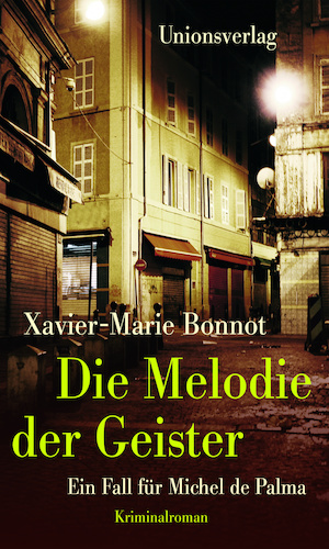 Xavier-Marie Bonnot_Melodie der Geister_Cover
