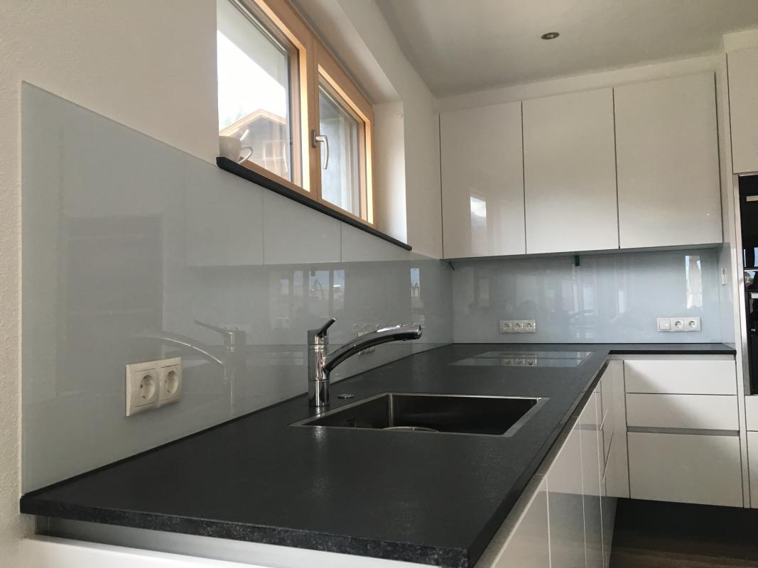 Küchenrückwand Weiß meinglaser at küchenrückwände