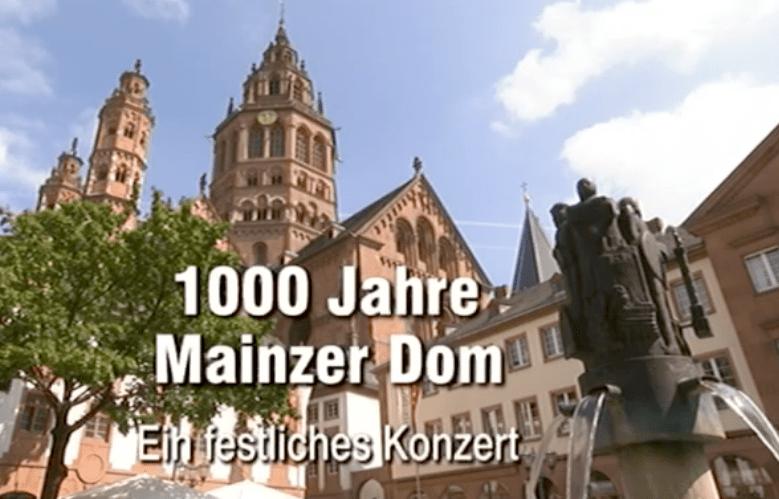 1000 Jahre Mainzer Dom_Bild 2