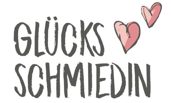 Logo der Glücksschmiedin