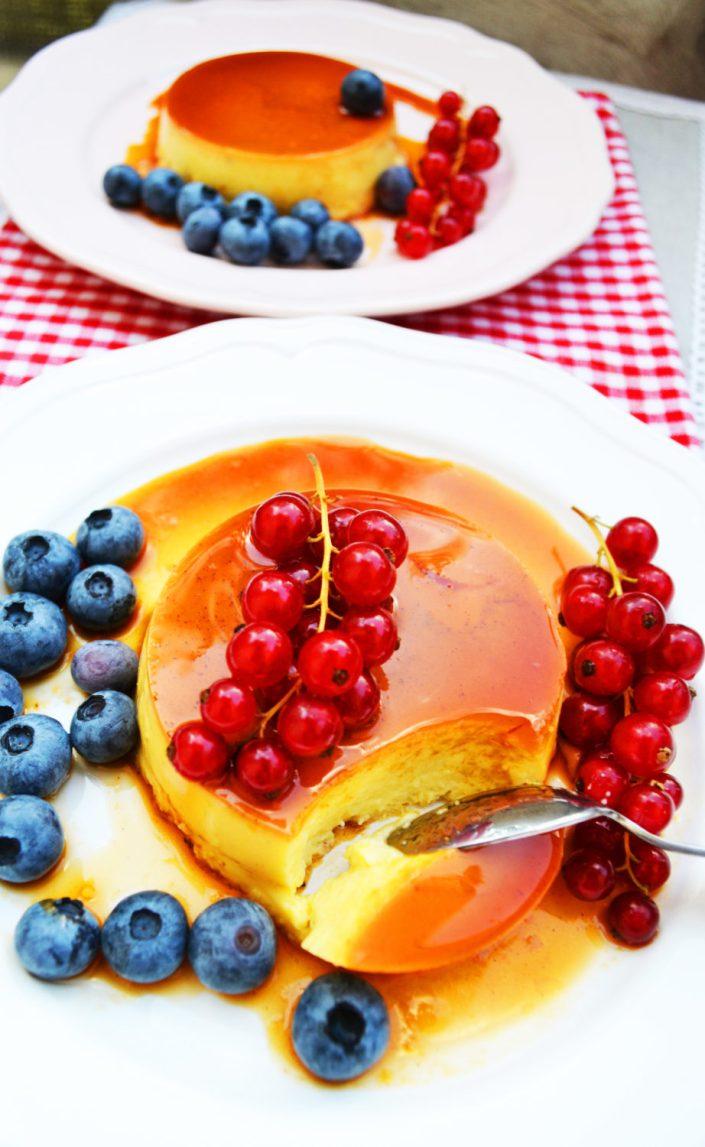 Ein Dessert für Groß und Klein! Crème caramel